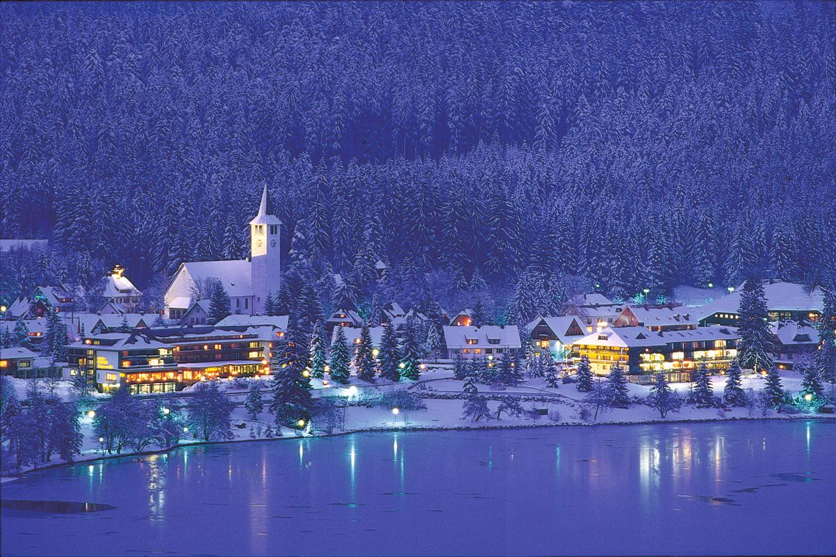 Winter Magic Parkhotel Waldeck Titisee